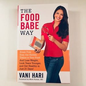The Food Way Babe Hardcover Book